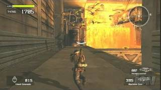 Lost Planet: Extreme Condition PC Games Gameplay -