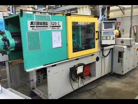ARBURG 420 C 1000-350