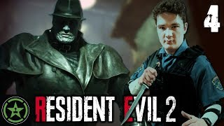 SHOWDOWN WITH MR X - Resident Evil 2 Remake | Part 4 (End) | Full Play