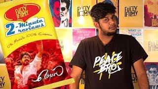 Mersal 2 – Minute Review | Vijay | Samantha | Kajal Aggarwal | Fully Filmy
