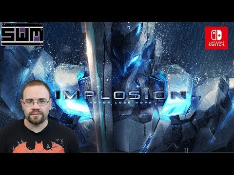 Implosion - Never Lose Hope Nintendo Switch!  Spawn Wave Plays