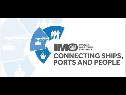 World Maritime Day: Locals Sound Horns, Bells & Whistles