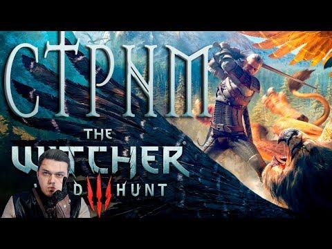 СТРИМ 1 - Начало - Ведьмак 3 Дикая Охота - The Witcher III Wild Hunt