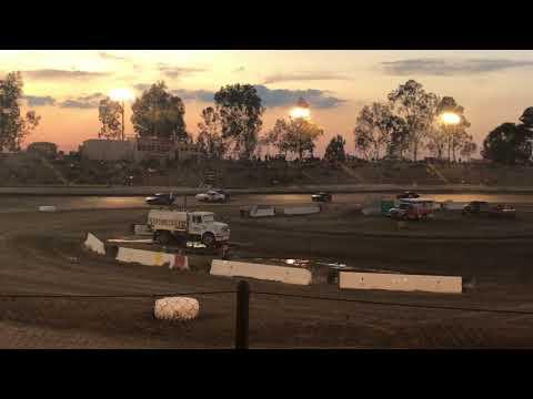 Bakersfield Speedway Mini Heat 2