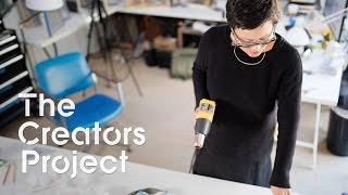 The Making of Doris Sung's Heat-Responsive Chandelier