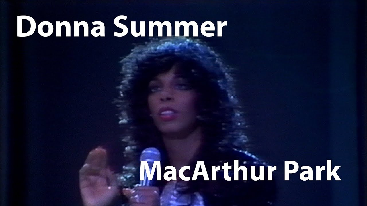 Donna Summer - MacArthur Park - A Hot Summer Night (1983) [Restored]