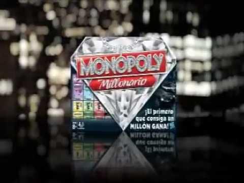 Hasbro Gaming Monopoly Millonario Youtube