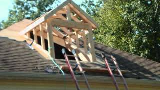 Building a Dormer to Transform a Bonus Room