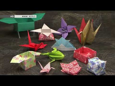 The History of Origami | 360x480