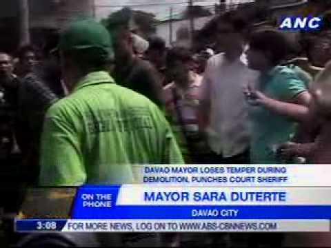 ANC Interviews Davao City Mayor Sara Duterte