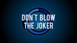 Minute To Win It - Don't Blow The Joker