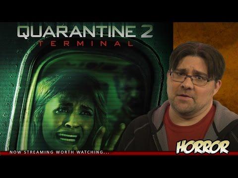 Quarantine 2: Terminal - Movie Review (2011)