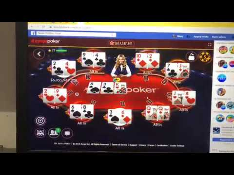 Hacking Zynga Poker And Money Chips Transfer .. Observe How The Chips Change Hands