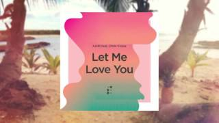 SJUR feat. Chris Crone - Let Me Love You in SUNSET VIBES