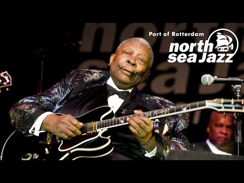 B.B. King - North Sea Jazz Festival 2009