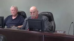 Lady Lake, FL City Council discusses retention vote for City Manager, plus 2nd routine meeting