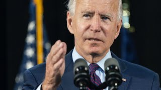 WATCH: Joe Biden delivers remarks on the coronavirus pandemic in Wilmington, Delaware