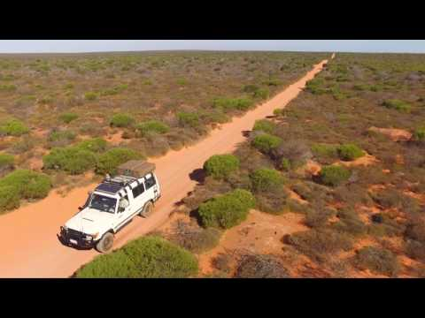 WA Experts Impression of travelling Western Australia by 4wd
