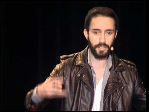 De Sidi Moumen au New York Magazine: Joseph Ouechen at TEDxCasablanca
