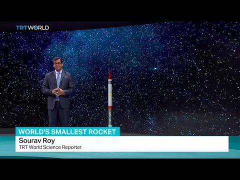 Japan to launch the world's smallest rocket in space