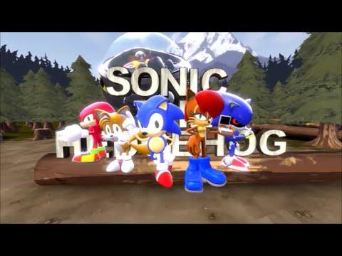 [SFM] Sonic SatAM Intro Remake