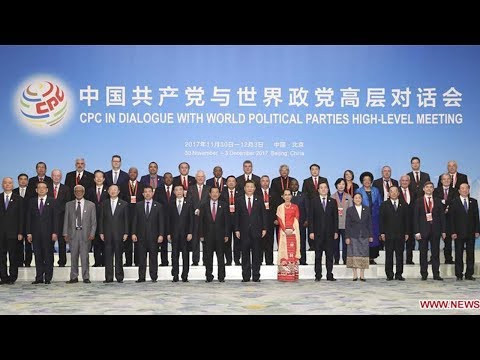 CPC in Dialogue with world political parties