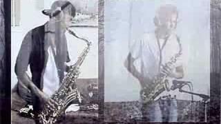 TI ft. Jamie Foxx-Live In The Sky-Tenor-Alto Saxophone Duet