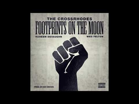 The CrossRhodes - Footprints on the Moon [Audio]