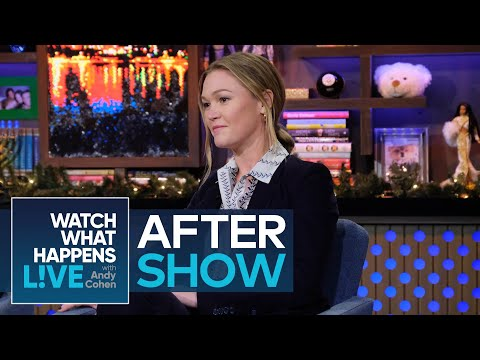 After Show: Julia Stiles On Working With Heath Ledger   WWHL