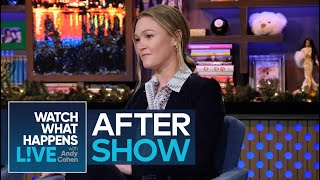 After Show: Julia Stiles on Working with Heath Ledger | WWHL