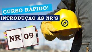Assista ao minicurso e aprenda sobre a Norma Regulamentadora NR 09: PPRA