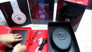 Monster Beats By dr.dre Studio Bluetooth Wireless Red Headphone(, 2012-11-22T01:51:28.000Z)