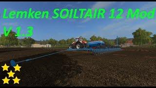 "[""Lemken SOILTAIR 12"", ""Ls17"", ""Fs17"", ""Mod Vorstellung Farming Simulator Ls17""]"