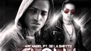FLOW VIOLENTO (REMIX) ARCÁNGEL FT DE LA GHETTO