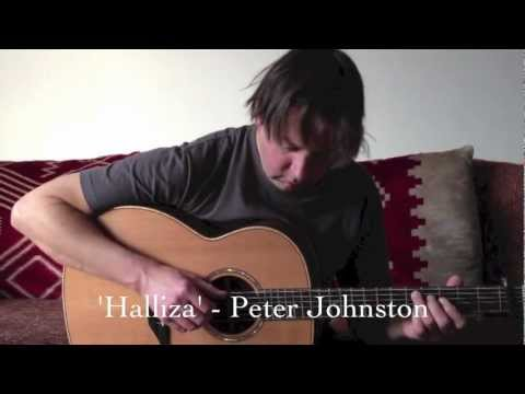 'Halliza' - Peter Johnston