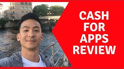 Cash For Apps Review - How Much Can You Really Get With This App?