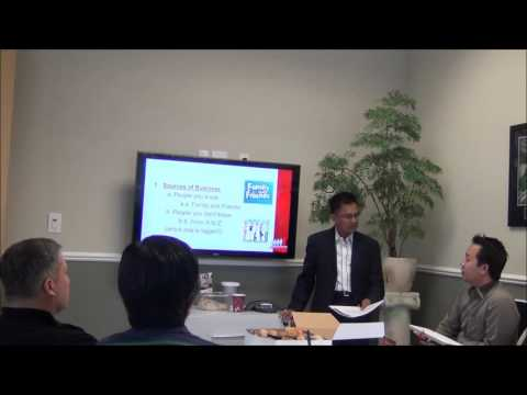 Pacificwide Sale Training - Secret of Success in Prospecting  New Clients