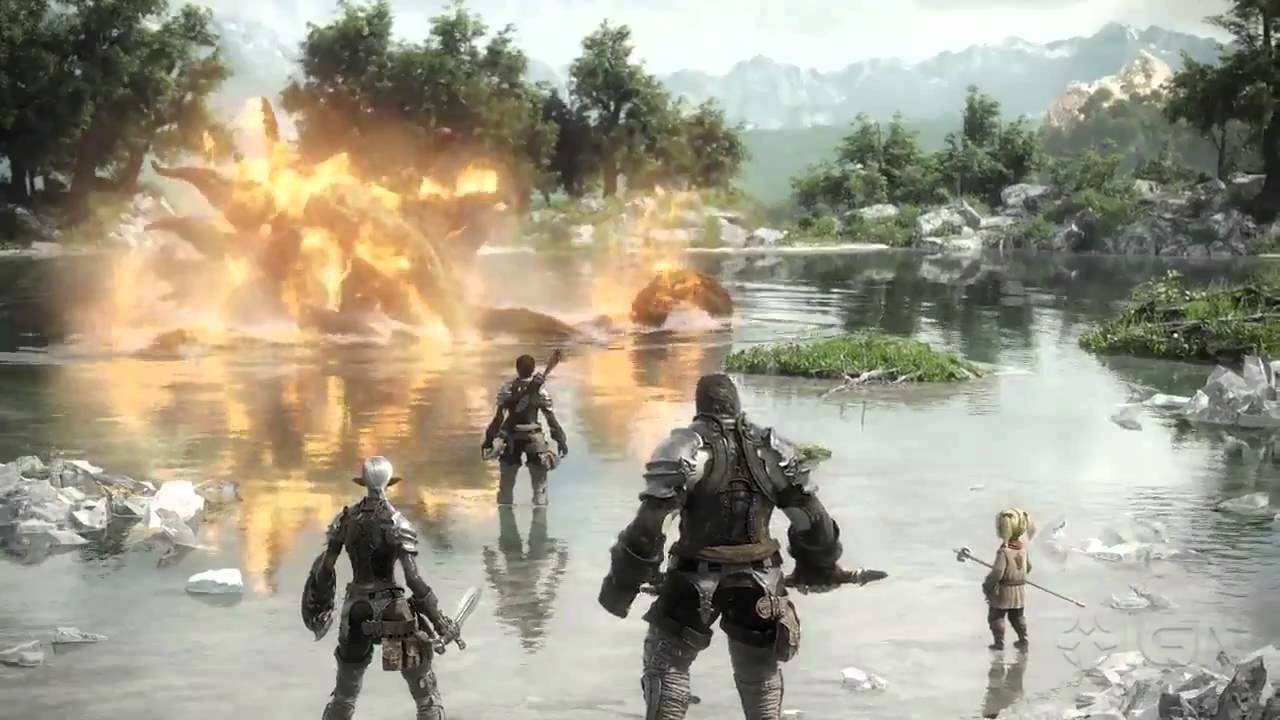 Final Fantasy Xiv Sign Up