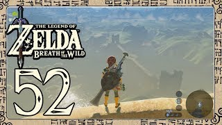 Let's Play THE LEGEND OF ZELDA BREATH OF THE WILD Part 52 Kao-Maka-Schrein
