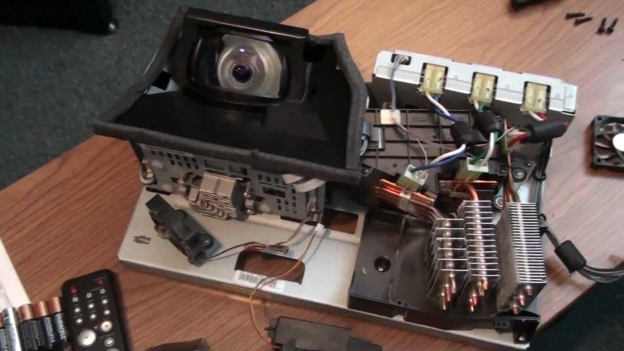 samsung hl61a750 led dlp tv repair day  it u0026 39 s just the fan