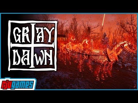 Gray Dawn Part 6   Horror Game   PC Gameplay Walkthrough