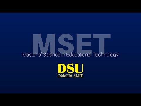 Dakota State University - MSET Program