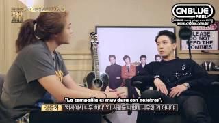 sub espaol cut cheongdamdong 111 ep 7 cnblue nflying yonghwa kwangjin