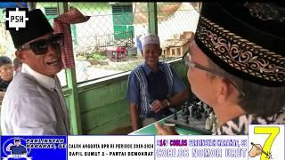 Iklan Kanye Caleg DPR RI Oppung Porkot Ajak Warga Dukung Parlinsyah Harahap SE