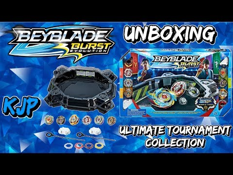 Ultimate Tournament Collection (Unboxing, Assembly, QR Codes, Review, & Battles!)