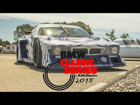 BMW Classic Series 2015 - Alcarràs