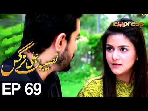 Naseebon Jali Nargis - Episode 69 - Express Entertainment