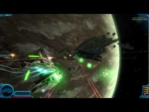 Zen Plays – Star Wars: The Old Republic – Space Combat