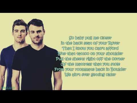 Closer The Chainsmoker ft.Halsey (Lyrics)
