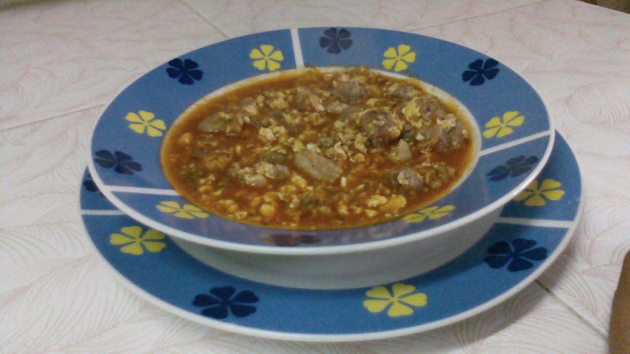 Receta aporreado platillo t pico de guerrero comiendo for Gastronomia definicion